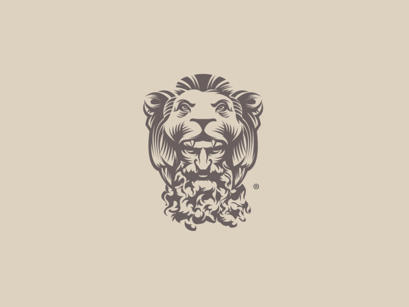 Hercules for sale vector illustration graphic design logo design