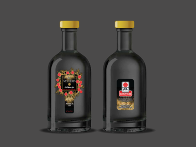 EL Systems Gin packaging