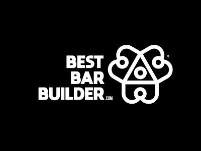 Best Bar Builder logo icon typography logo branding
