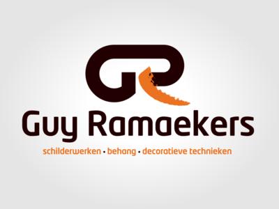 Logo Guy Ramaekers - housepainter