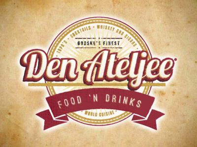 Den Ateljee logo