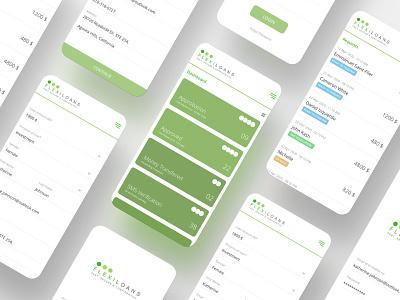 Flexiloans ui uiux design branding user interface ux user experience form search landing home insurance banking bank