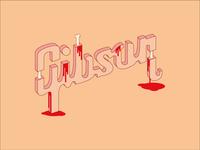 Flesh & Bones Famous Logos - 2 - Gibson