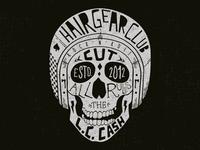 Hair Gear Club, T Shirt!!