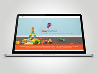 PlayScience - Website