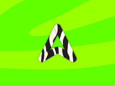 Personal Branding Fun I a zoo wild lime pokemon zebra brand logo
