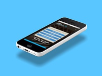 MetroIPC Mobile UI