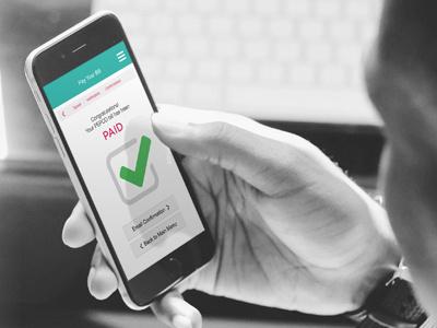 Payment App interface ui ux payment app iphone ios