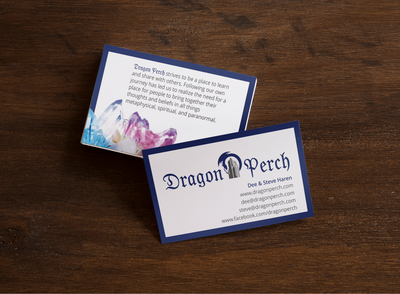 Business Card - Dragon Perch