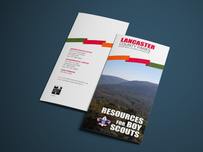 Tri Fold Brochure - Boy Scouts of Lancaster County