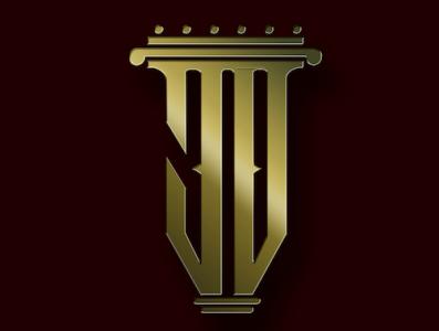 jD - LOGO - SELF IDENTITY web design metalic gold branding brand graphicdesign graphic logo logodesign