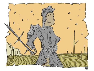 Bastón de hierro