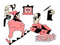 Dreambox ドロー dibujo draw design dessin comic art artwork ilustración illustration