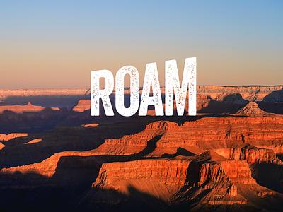 Roam Branding & Photography photography creative design