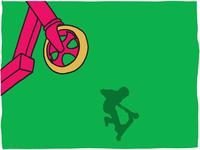 Pro Freestyle Scoot illustration