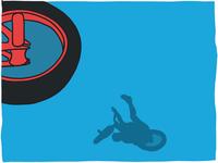 Pro Freestyle BMX illustration