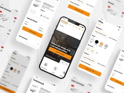 Bimeb - Good UX for good e-commerce uidesign uxdesign onlinestore store ux ui design ecommerce e-commerce