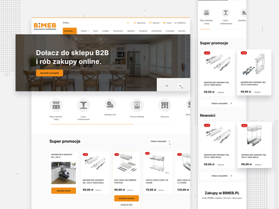 Bimeb - How can furniture change your life? store uxdesign uisedign ux ui design e-commerce ecommerce
