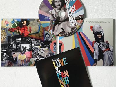 The Honeydogs Album Art + Design