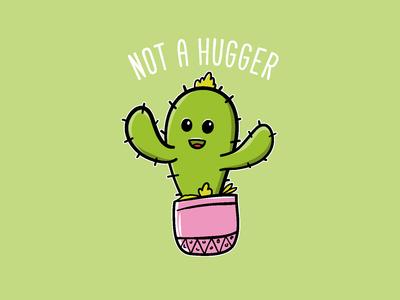 No A Hugger