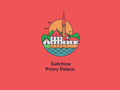 City Gatchina  logo city gatchina palace city