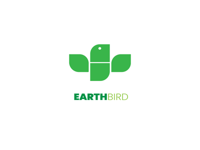 earthbird earth day save the world earth design mobile ui vector logo illustration