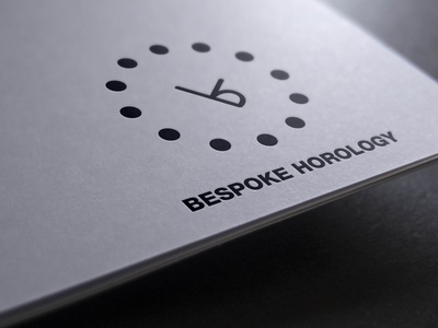 Bespoke Horology Logo