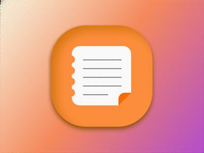 Daily UI 005 - App Icon dailyui005 logo ui app design design dailyuichallenge dailyui app
