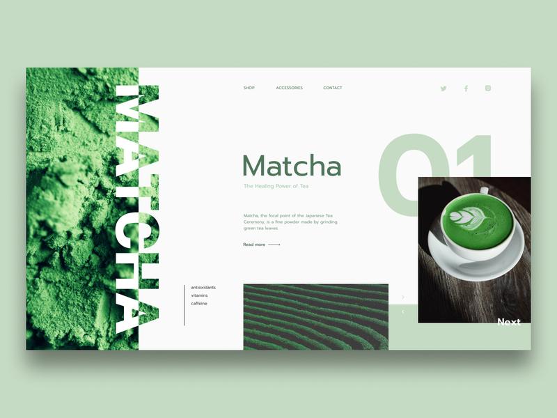 Matcha Concept