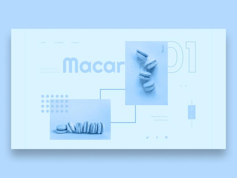 Macaron Concept