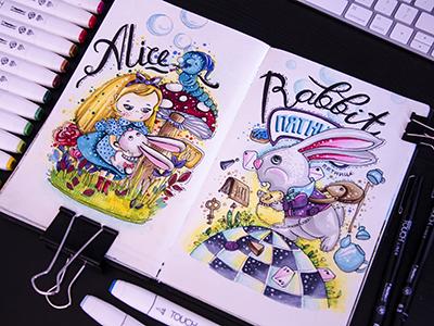 Alice in Wonderland Part 1