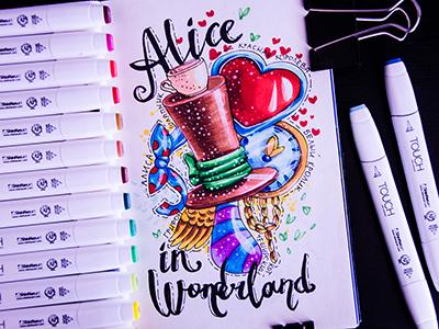 Alice in Wonderland Part 3