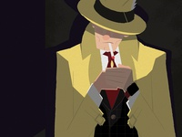 Dick Tracy Style