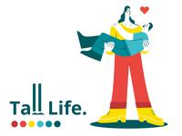 Small Life / Tall Life #1
