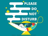Please, Do Not Disturb! 🚫✨