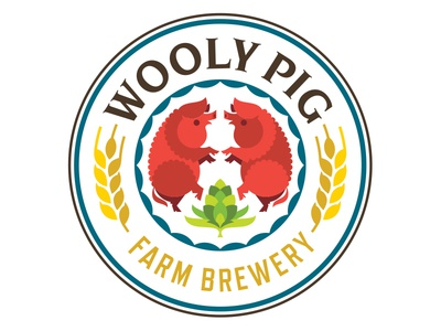 Wooly Pig Farm Brewery Crest