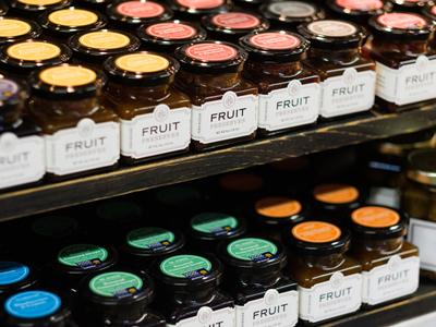 Black Radish Creamery Packaging packaging mark logo branding