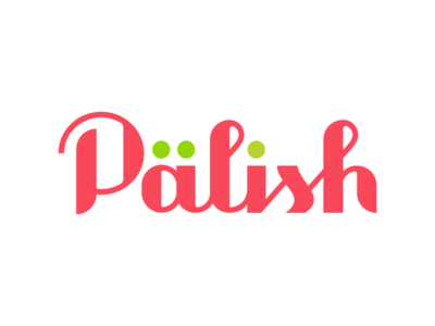 Palish Custom Wordmark