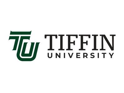 Tiffin University Logo monogram green logo university tiffin