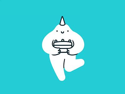 PLEOnians brand identity brand design character animation brand character design character animated vector illustration design branding animation