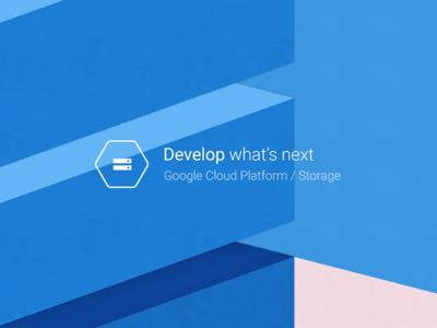 Google Cloud Illustrations storage material design illustration google