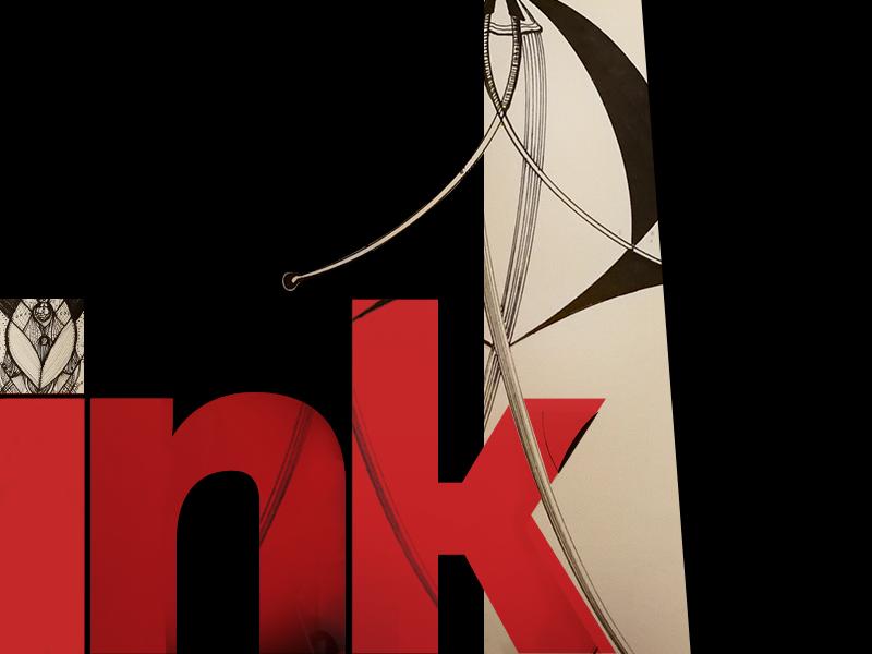 lovink typography ink