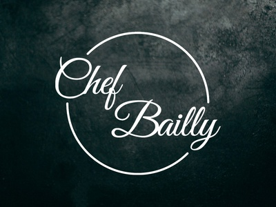 Chef Bailly Logo