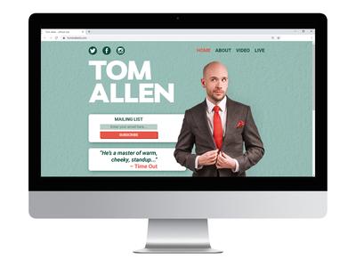 Tom Allen Web Design