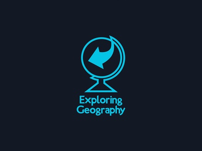 Exploring Geography Logo