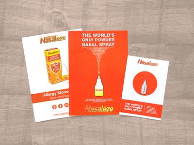 Nasaleze Brochures