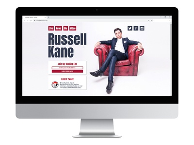 Russell Kane Web Design