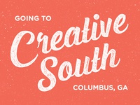 Going to Creative South