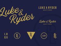 Luke and Ryder Logos