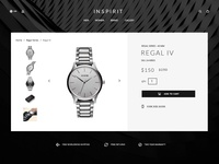 Luxury Watch Page